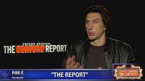 Adam Driver stars in 'The Report'
