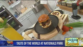Cooking With Como: Taste of the World at National Park