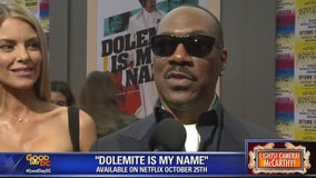Eddie Murphy, Wesley Snipes in 'Dolemite Is My Name'
