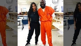 Kim Kardashian lobbying for freedom of DC man sentenced to life in prison for murder he committed at 16