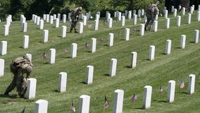 New burial rules would extend Arlington Cemetery lifespan, Army says