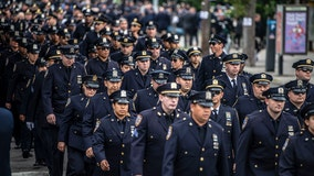 'Tomorrow that number could rise': 241 NYPD officers have died from 9/11-related illnesses
