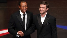 Justin Timberlake, Tiger Woods pledge $6 million to help the Bahamas