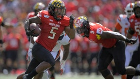 Maryland Terrapins post fall football schedule