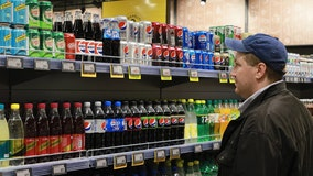 2 soft drinks per day associated with increased risk of death from all causes, study finds