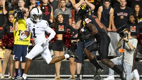 No. 12 Penn State blows out Maryland (again) 59-0
