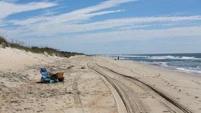 Virginia man dies in sea off Cape Hatteras National Seashore in NC