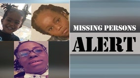 Brothers, grandmother missing from DC have been located, police say