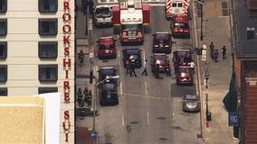 Baltimore mayor: No bomb found after search