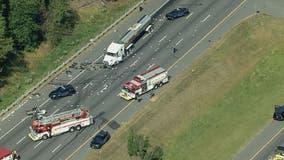Passenger in Laurel I-95 flight from drug investigation dies, police say