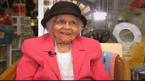 Vanilla Beane, DC's famed 'hat lady,' turns 100 this month