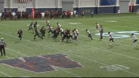 T.C. Williams takes on West Springfield in first indoor HS football game in Virginia history