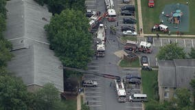 No injuries reported in Prince George's County apartment fire