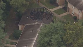 Firefighters injured, families displaced after early morning fire in Anne Arundel County