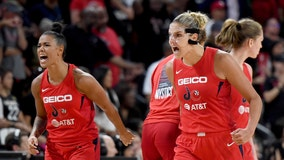 Mystics, Sun to meet in WNBA Finals; series begins Sunday