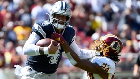 Redskins drop home opener to Cowboys