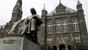 Georgetown University will begin school year with all virtual classes for graduates, undergraduates