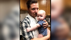 Missing man, baby last seen in Montgomery County