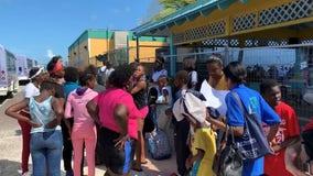 40 orphans among those evacuated from Grand Bahama Island