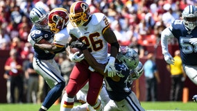 Redskins' keys to the game against the Chicago Bears on Monday Night Football