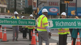 Sign of the times: Richmond Highway sign replaces Jefferson Davis in Arlington