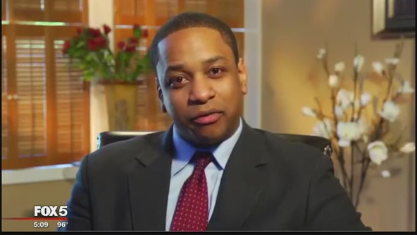 Virginia Lt. Gov. Justin Fairfax sues CBS for $400M over accuser interviews