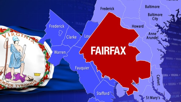 Police cruiser hits, kills pedestrian in Fairfax County