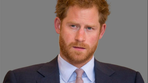 Prince Harry will open a hospital in Africa named after late mom Princess Diana