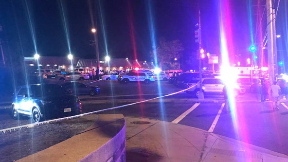 DC police ID victim, gunman who shot officer in Southeast barricade incident