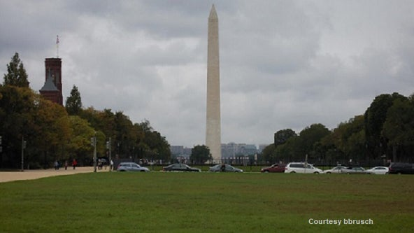 Newly upgraded elevator briefly breaks down at reopened Washington Monument