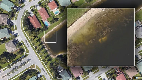 Google Earth leads to remains of missing Florida man in lake