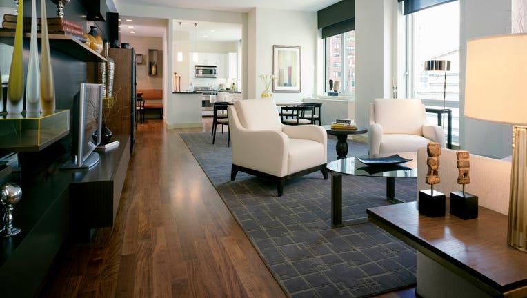 Luxury Condo Interior