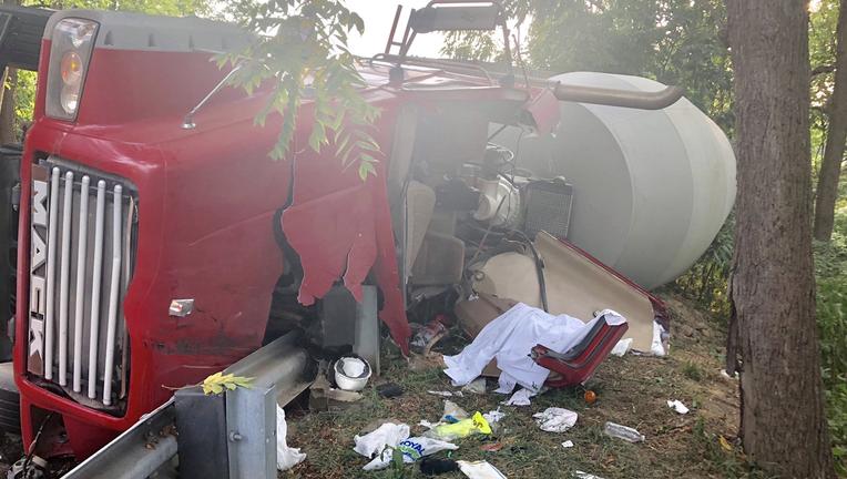 Recent Semi Truck Wrecks Crashes Accidents News Reports Log