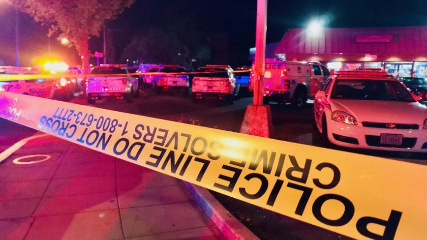D.C. officer struck, suspect killed in Southeast