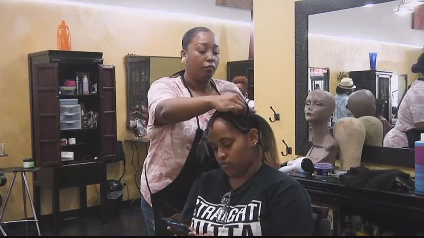 Montgomery County's 'Natural Hair Bill' would prohibit employers from discriminating against certain hairstyles