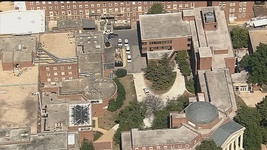 University of Maryland's Kirwan Hall, Glenn L. Martin Hall evacuated after reports of a suspicious package