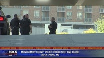 Montgomery County officer dies after being shot