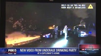 New video released from underage drinking party