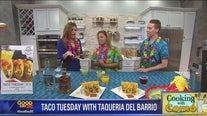 Cooking with Como: Taco Tuesday with Taqueria Del Barrio