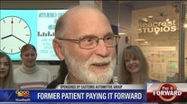 Former patient helping to Pay It Forward