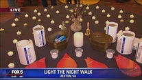 FOX 5 joins the fight to cure cancer at Light The Night Walk