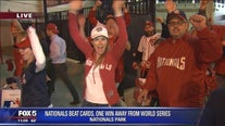 Nats defeat Cards in Game 3 of the NLCS