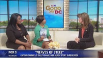 "Pilot Tammie Jo Shults discusses Southwest Airlines Flight 1380 in new book, ""Nerves of Steel"""