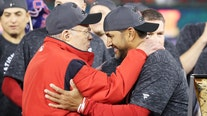 Nationals, manager Dave Martinez agree to multiyear extension