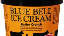 Blue Bell issues voluntary recall for select ice cream half gallons