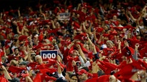 DC sports fans wonder why stadium and arena seats aren't being filled even with loosened restrictions