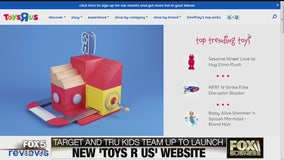 FOX Business Beat: Toys R Us Online Life; Airbnb Goodyear Blimp Promotion