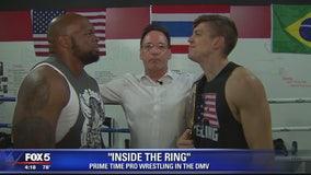 Inside the Ring   Prime Time Pro Wrestling in the DMV