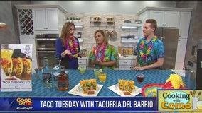 Cooking with Como: Taco Tuesday with Taqueria Del Barrio