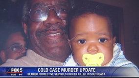 DC police arrest murder suspect in John Pernell cold case